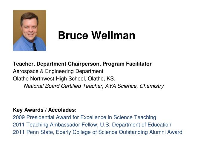 Bruce Wellman