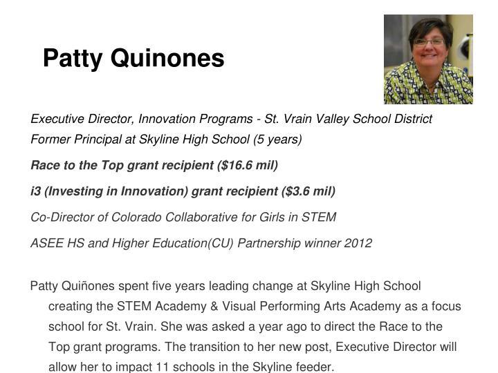 Patty Quinones