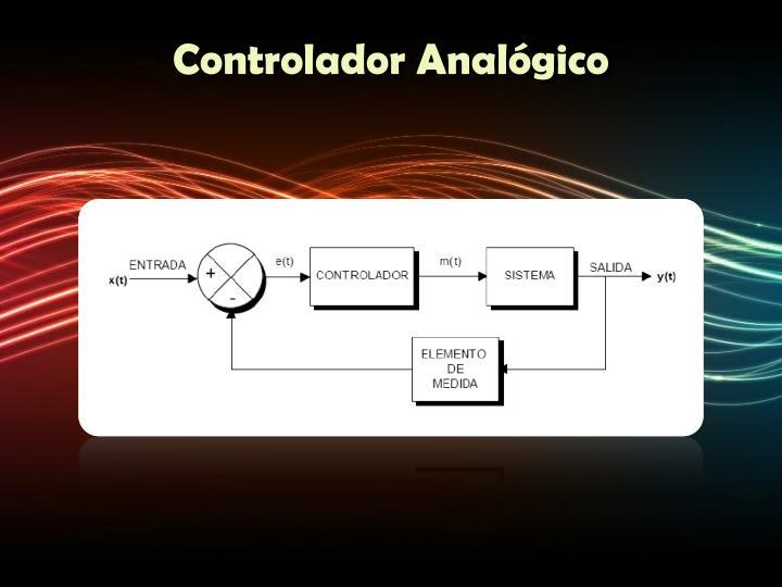Controlador Analógico