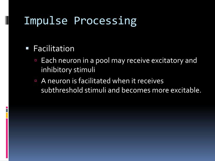 Impulse Processing