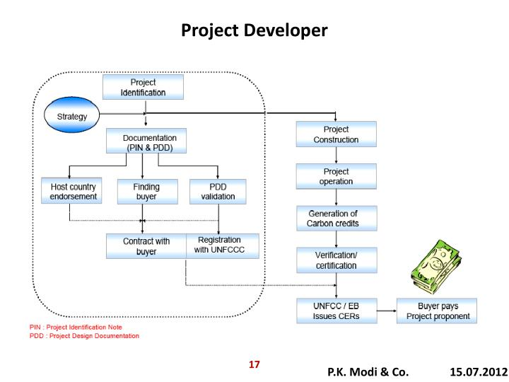 Project Developer