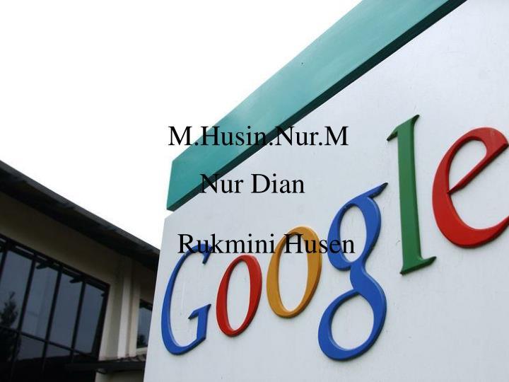 M.Husin.Nur.M
