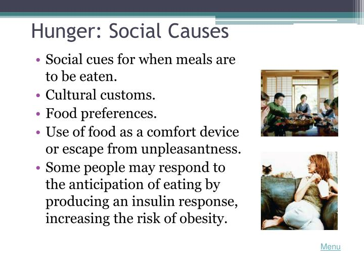 Hunger: Social Causes