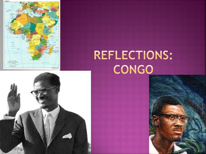 Reflections congo