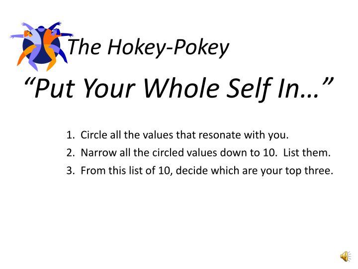 The Hokey-Pokey