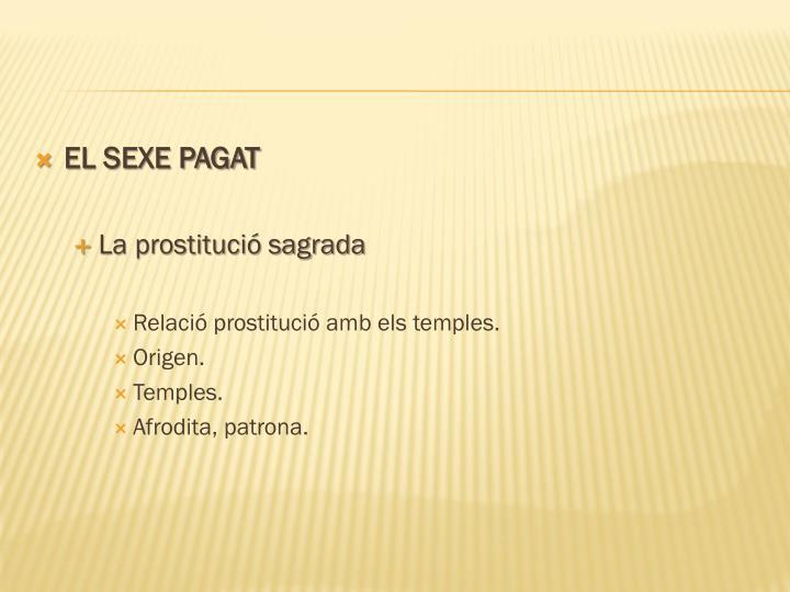 EL SEXE PAGAT