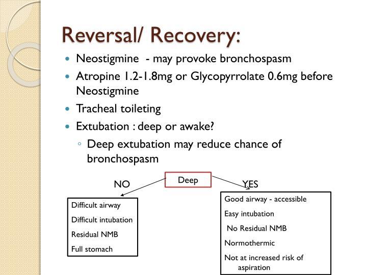 Reversal/