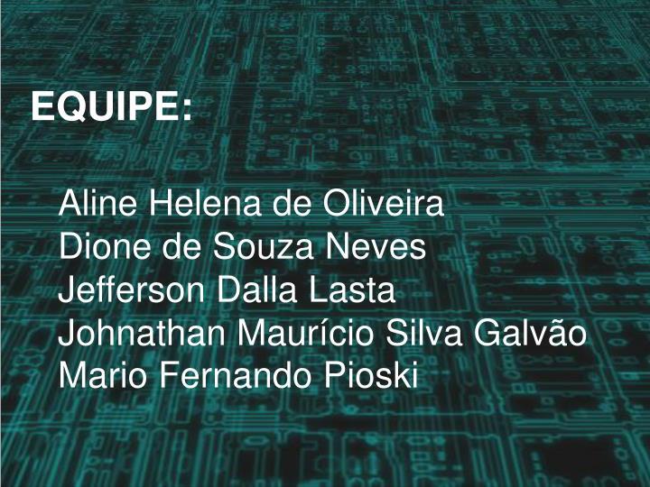 EQUIPE:
