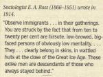 anti immigrants quote