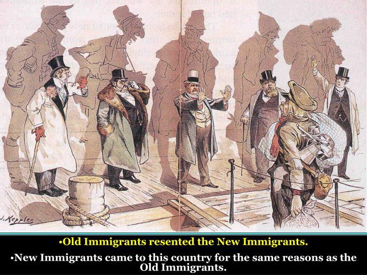 Cartoon:  Immigration