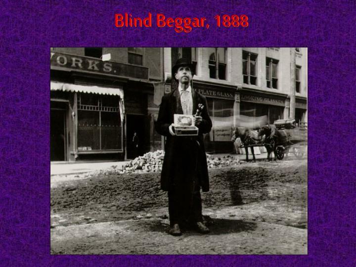 Blind Beggar,