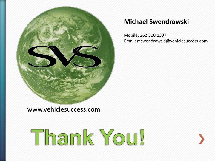 Michael Swendrowski