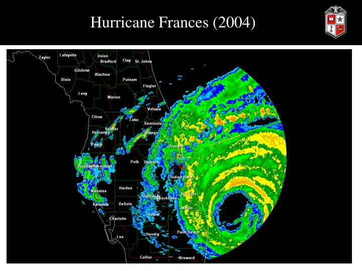 Hurricane Frances (2004)