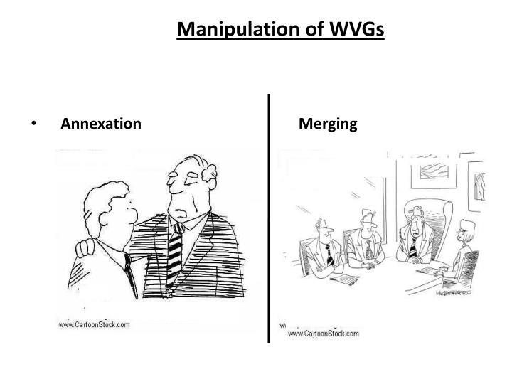 Manipulation of WVGs