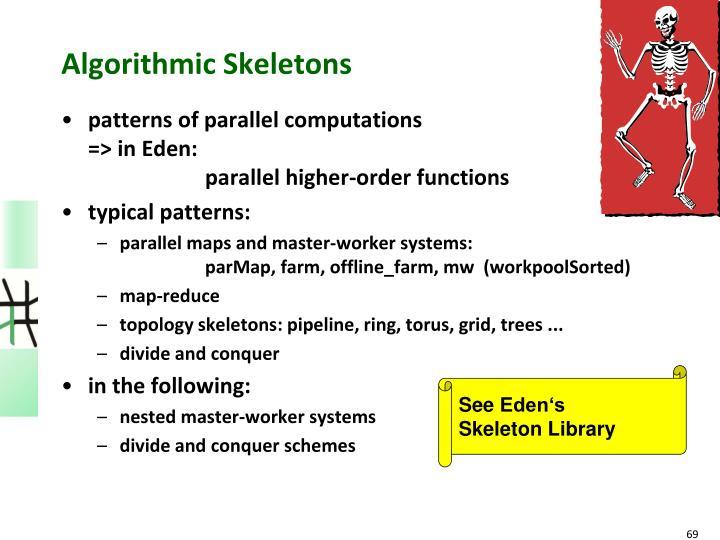 Algorithmic Skeletons