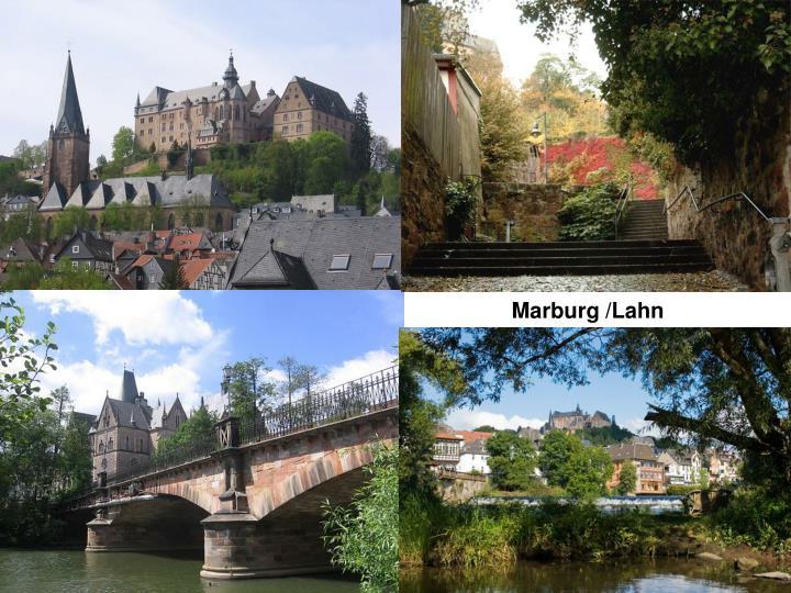Marburg /Lahn