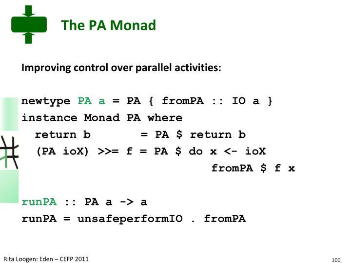The PA