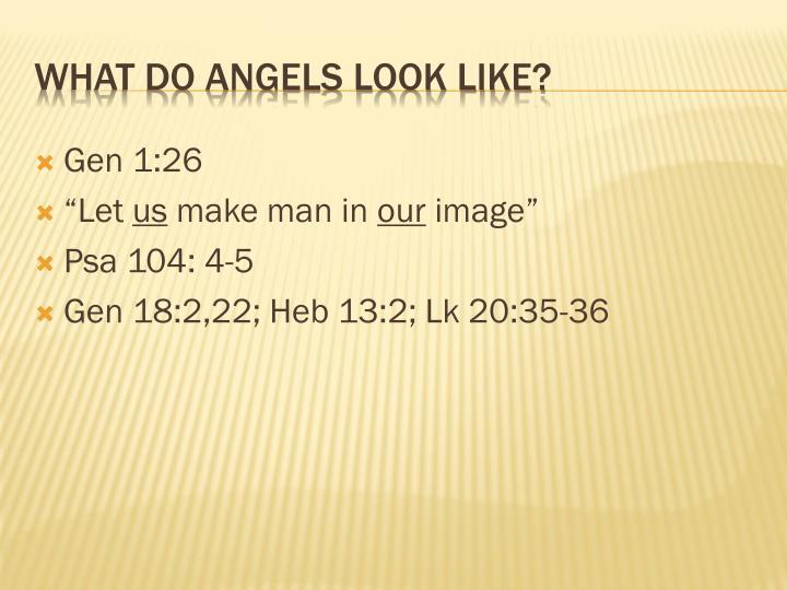 Gen 1:26