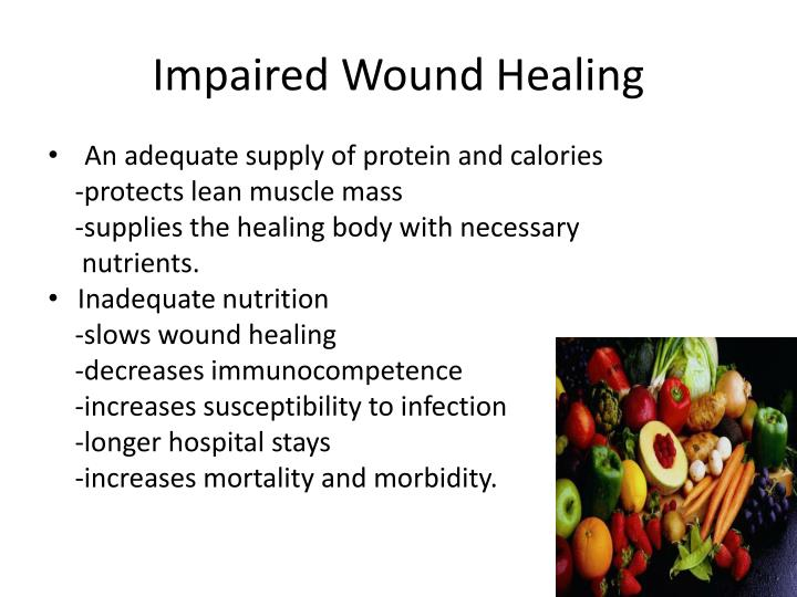 Impaired Wound Healing