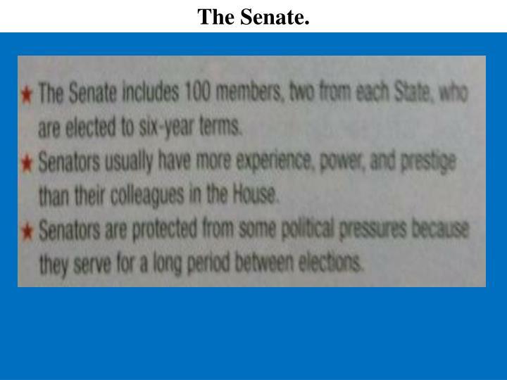 The Senate.