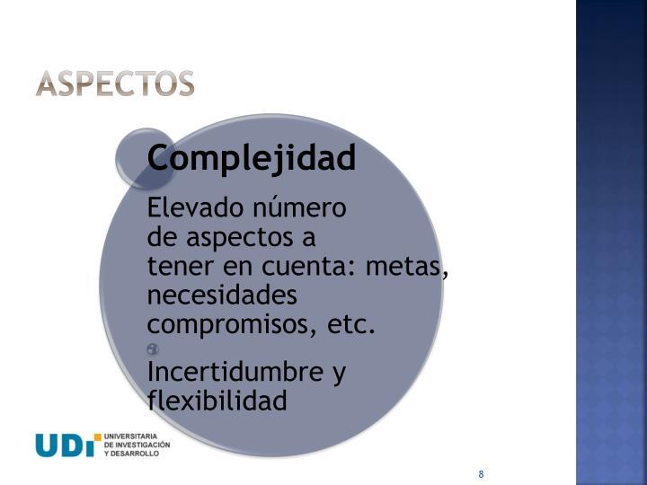 ASPECTOS