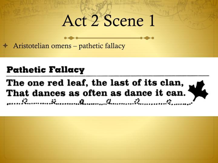 Act 2 Scene 1