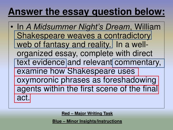 literature is the question minus the answer Group 1 frankenstein the prompt critic roland barthes has said, literature is the question minus the answer choose a novel, or play, and considering barthes' observation, write an essay in which you analyze a central question the work raises and the extent to which it offers answers.