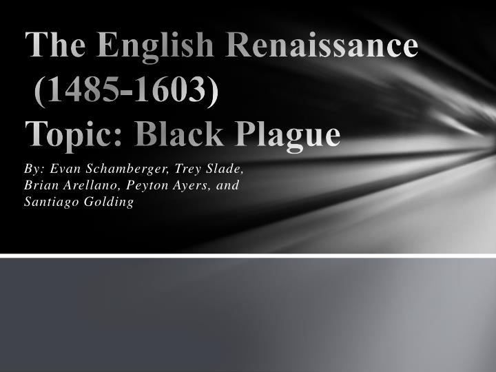 english renaissance essay topics Read this english essay and over 88,000 other research documents shakespeare - the english renaissance the english renaissance began in england from the early.