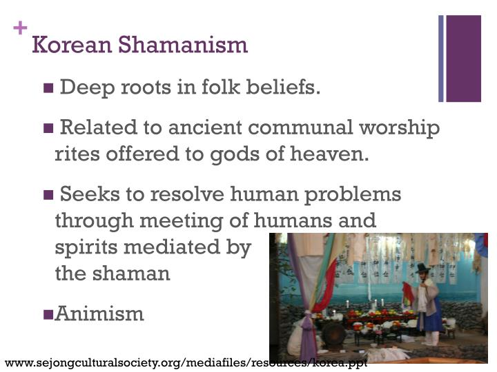 Korean shamanism