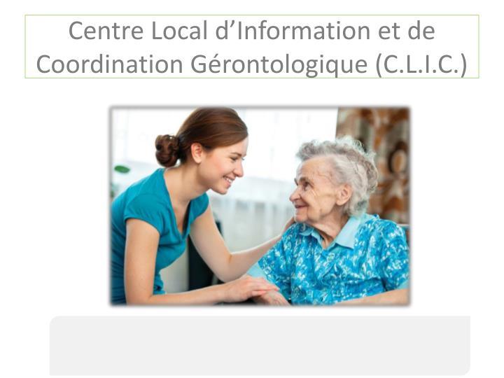 Centre Local d'Information et de