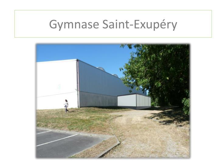Gymnase Saint-Exupéry