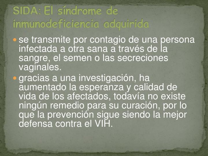 SIDA: