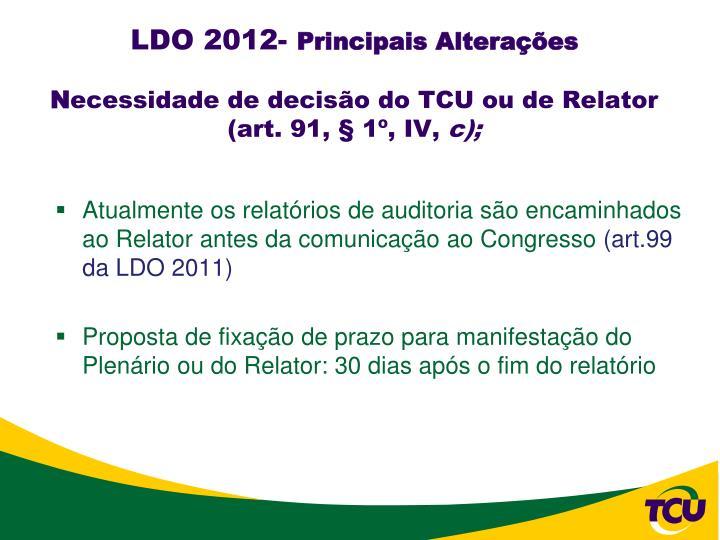 LDO 2012-