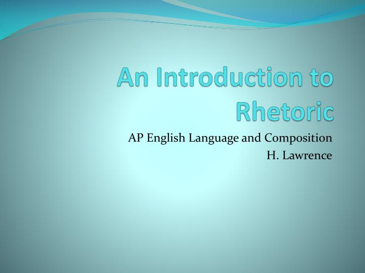 english composition research paper