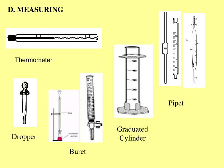 D. MEASURING