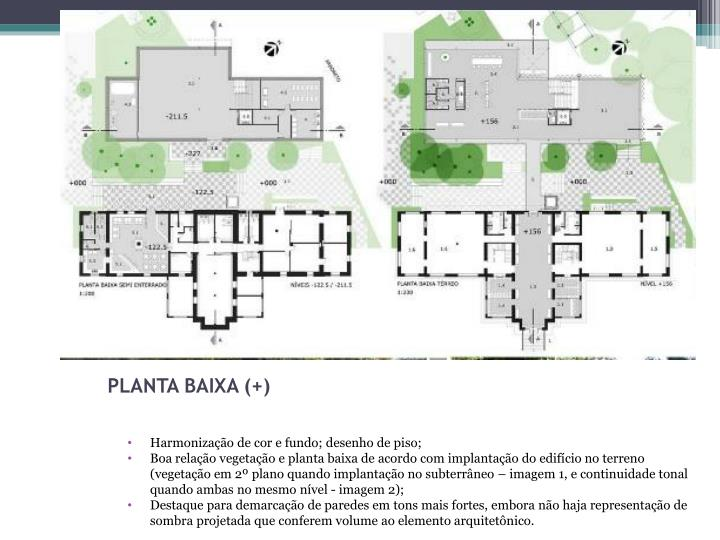 PLANTA BAIXA (+)