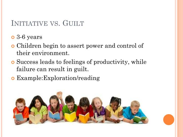 Initiative vs. Guilt
