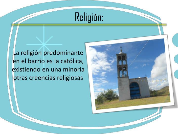 Religión:
