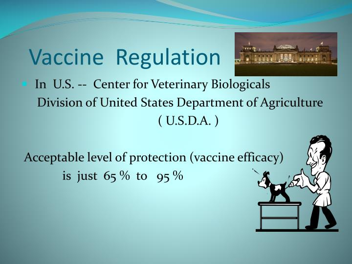 Vaccine  Regulation