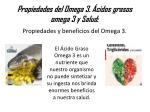 propiedades del omega 3 cidos grasos omega 3 y salud