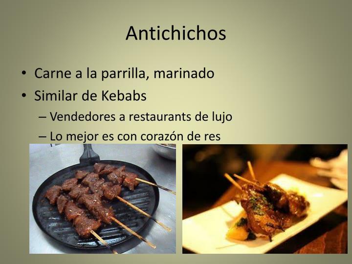 Antichichos