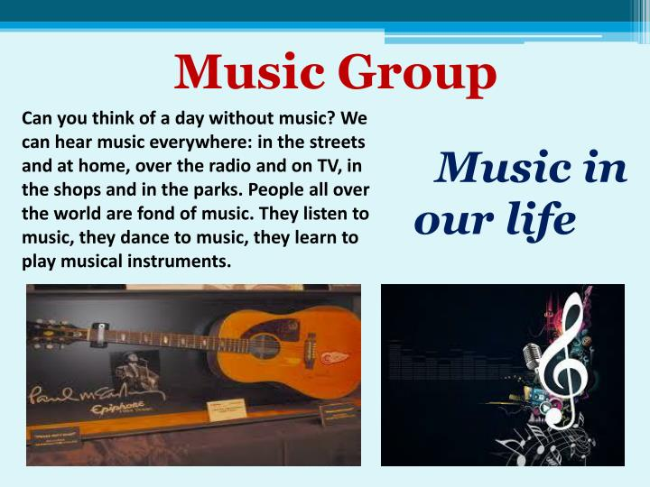Music Group