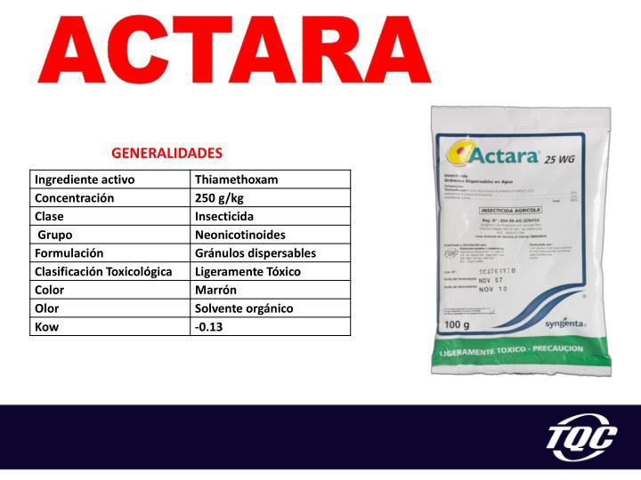 ACTARA