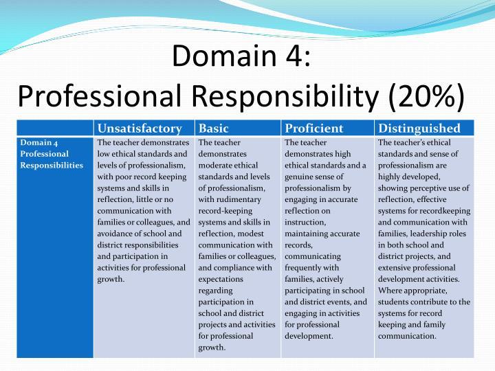 Domain 4:
