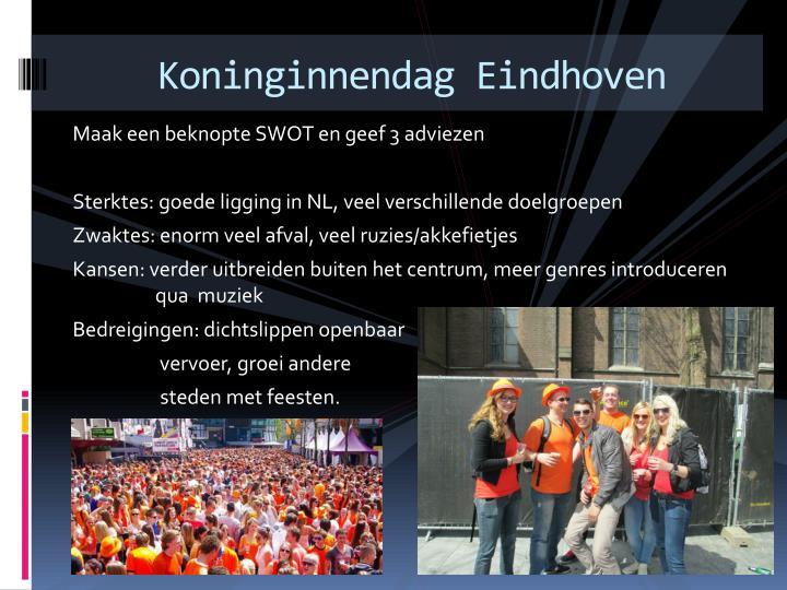 Koninginnendag Eindhoven