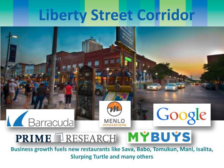 Liberty Street Corridor