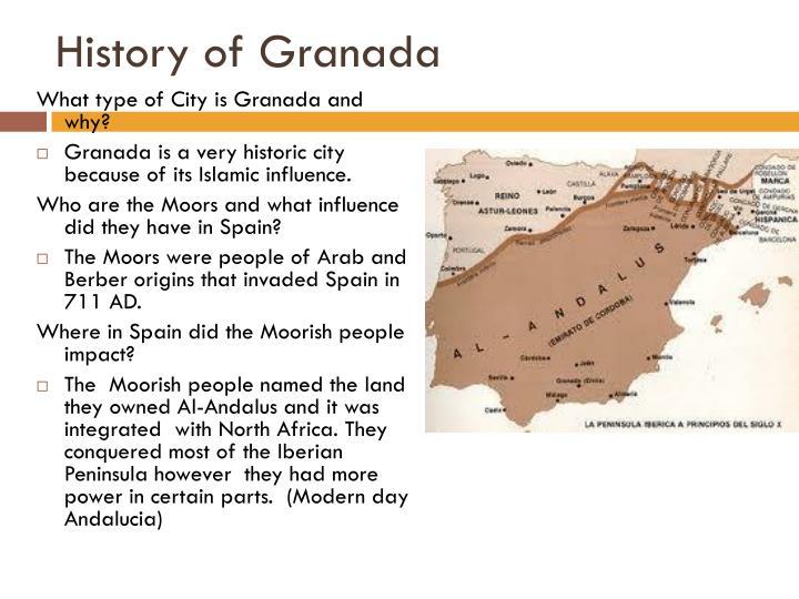 History of Granada