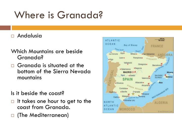 Where is Granada?