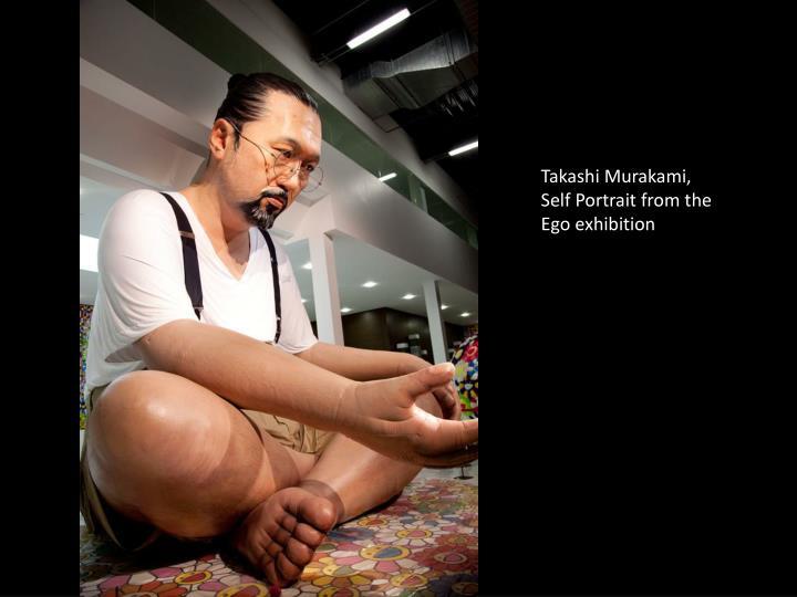 Takashi Murakami,