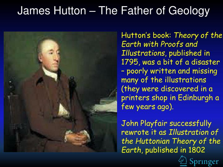 James Hutton – The Father of Geology